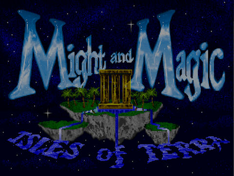 Might and Magic 3 Isles of Terra