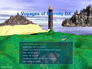 Voyages of Eternity DX