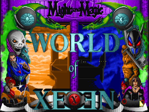Might and Magic World of Xeen